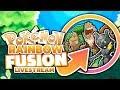 THIS ROM HACK IS AMAZING! Pokemon Rainbow Rom Hack - Livestream