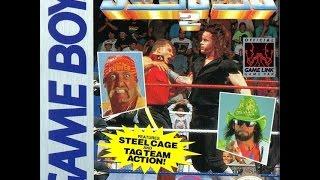 WWF Superstars 2 (Nintendo Game Boy)