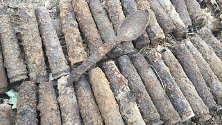 WW2 FLAK POSITION FOUND/WW2 Metal Detecting/Wehrmacht Flak relics/ww2 treasure hunting