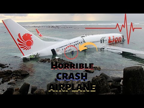 Horrible AirPlane CRASH!!!