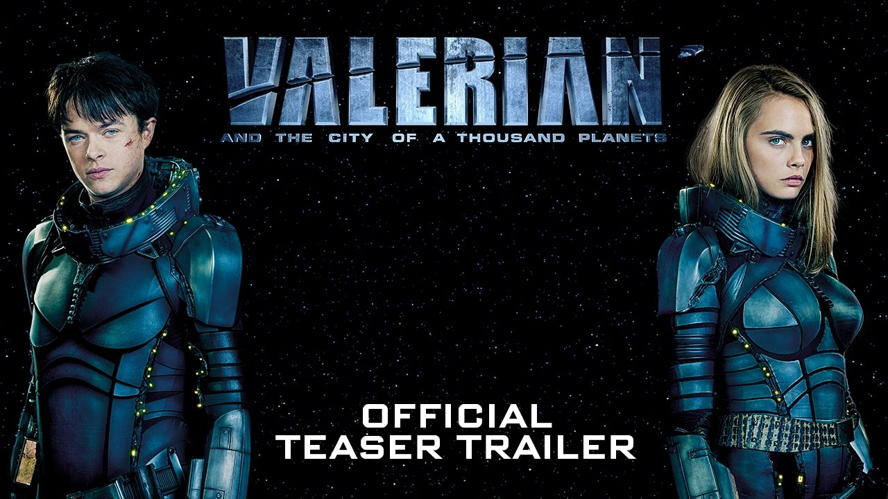 Image result for valerian and the city of a thousand planets