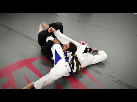 BJJ Technique: Loop Choke