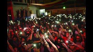 Đêm nhạc Rock của những gã lang thang thu hút hàng ngàn người xem