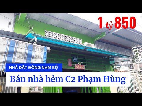 Chính chủ Bán nhà Bình Chánh, hẻm C2 đường Phạm Hùng, Bình Hưng, Bình Chánh