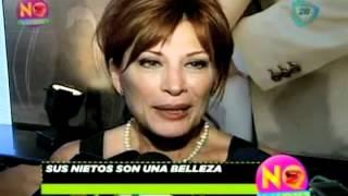 No lo cuentes Patricia Bernal orgullosa de su hijo