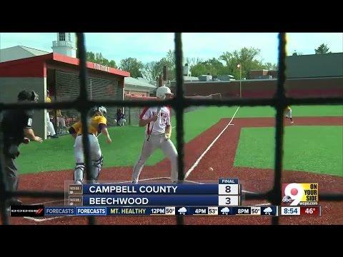 High School Baseball: Campbell County Beats Beechwood, Lakota West Shuts Out Mason