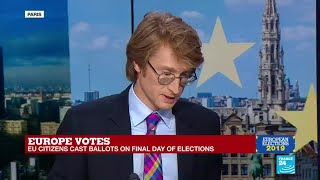 European Elections: Luke Brown rounds up the main results of the evening