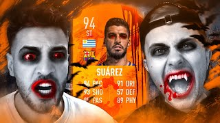 FIFA 19: MOTM SUAREZ Squad Builder BATTLE vs Wakez 🔥🔥