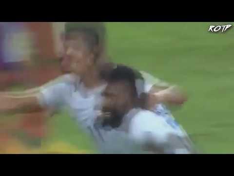 Sukan SEA 2017 || Separuh akhir bola sepak lelaki || Malaysia 1-0 Indonesia