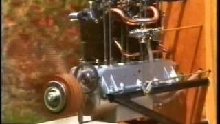 Repeat youtube video Mercedes 1909 Modellmotor
