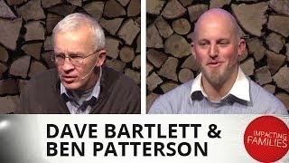 Impacting Families Create Emotions - Dave Bartlett & Ben Patterson