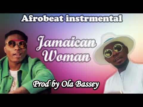 ✘ Wizkid ✘ Patoranking Type Afrobeat Dancehall Instrumental | Jamaican Woman | Prod. Ola Bassey