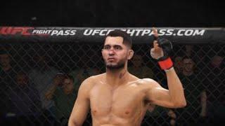 Jorge Masvidal vs Robbie Lawler Online Match  EA SPORTS™ UFC® 3