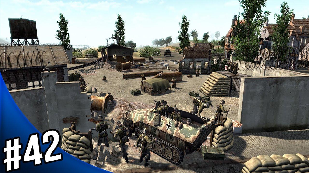 Men Of War Assault Squad 2 - German Campaign Walkthrough ...