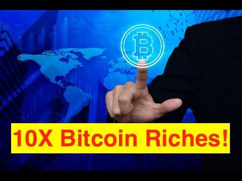 10x Bitcoin in Last 18 months! (Bix Weir)