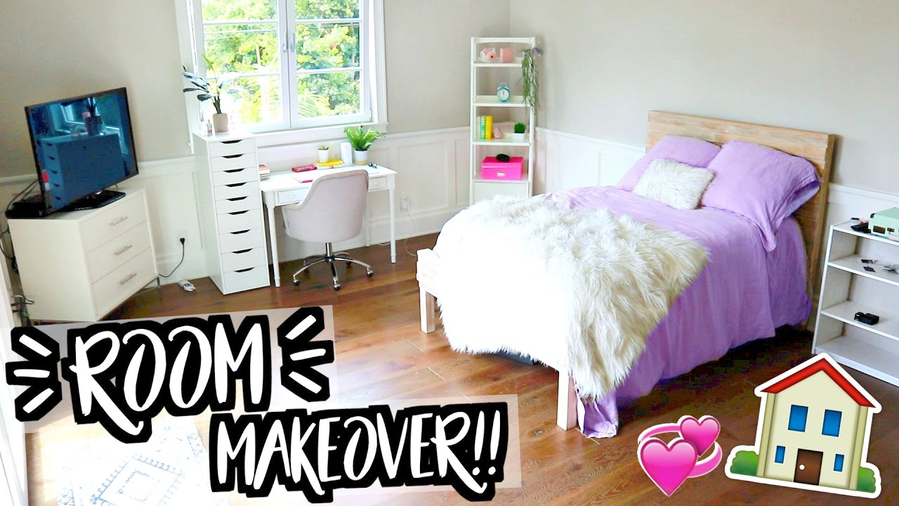 Room Makeover Is Finally Happening Alishamarievlogs