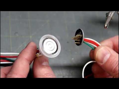 NeoPixel PCB Wiring on