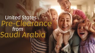 Get to the US from Saudi Arabia Quicker | Etihad Airways
