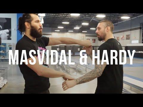 DAN HARDY MEETS MASVIDAL
