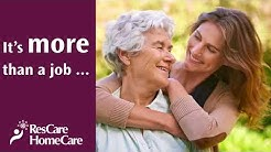 ResCare Home Care & Hospice Month