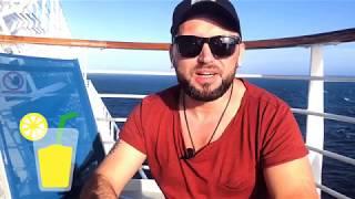 132. Клуб «INCRUISES  RUSSIA».  Круиз по Средиземному морю на лайнере Costa Diadema.  03.41 мин.