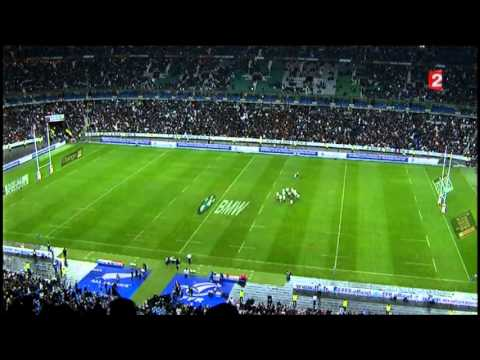France - Nouvelle Zélande - 2013 - Au Stade de France