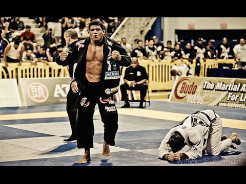 Gilbert Durinho Burns BJJ Highlights [HELLO JAPAN]