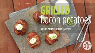 How to Make Grilled Bacon Potatoes | Grill Recipes | Allrecipes.com