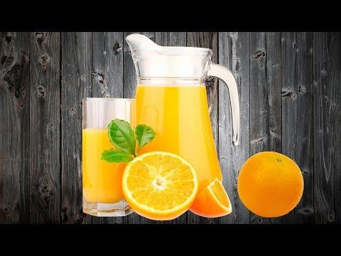 Вопрос: Как сделать апельсиновый сок?