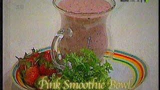Resep Minuman Pink Smoothie Bowl Ala Chef Vania Wibisono