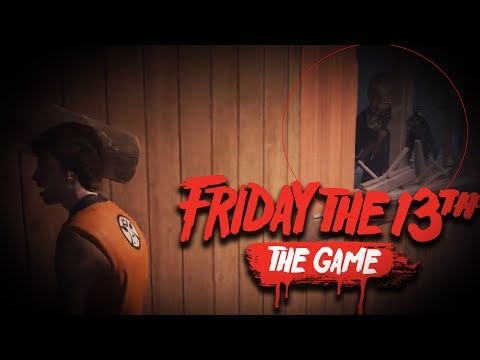 THE KNIFE | Friday the 13th Game Part 29