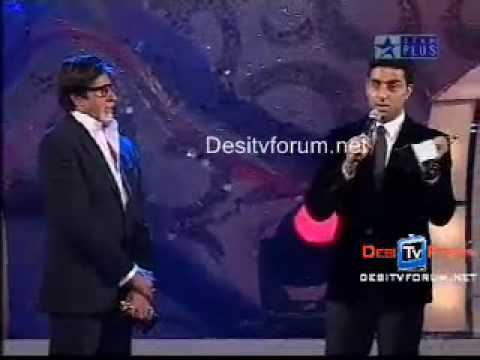 Star Screen Awards 2010 - Jodi n°1 - Amitabh and Abhishek Bachchan (Paa)
