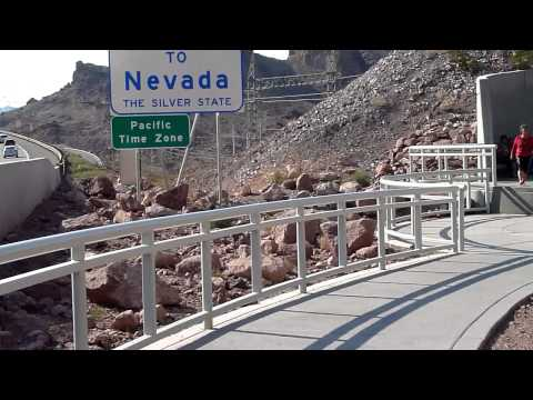 Time Zone Changes, Hoover Dam, Arizona & Nevada State Border