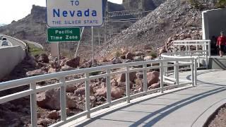Time Zone Changes, Hoover Dam, Arizona & Nevada State Borders