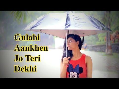 gulabi-aankhen-jo-teri-dekhi-new-version-song-by-sanam---unplugged-cover