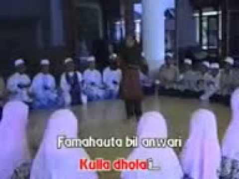 Al mahabbatain yaa badrotin