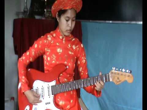 TUYẾT HOA độctấu guitar: vọngcổcâu 1-2 dâylai(2) -008