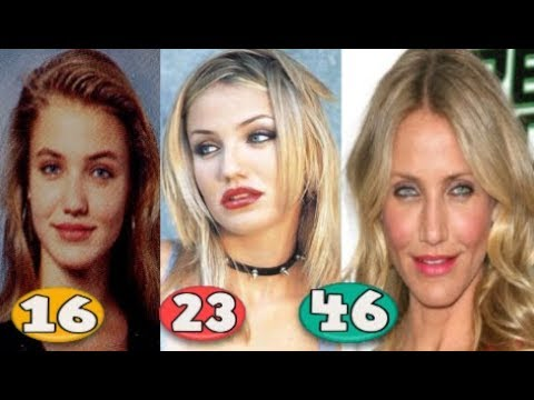 Cameron Diaz ♕ Transformation From 09 To 46 Years OLD