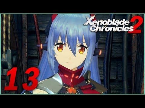 XENOBLADE CHRONICLES 2 #13   ABRIENDO CRISTALES Y SECUNDARIAS