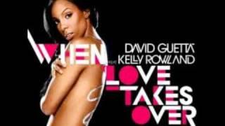 David Guetta-When Love Takes Over(Burak Keskin & Evrim Yakut mix)