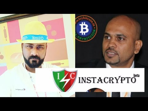 Interview with Insta Crypto Founder Vikram Nikkam- Whats up with Indian CryptoCurrency  Exchanges