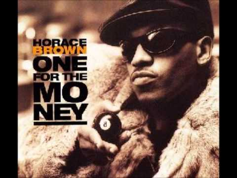 HORACE BROWN Feat FOXY BROWN ~ One For The Money (clark kent radio edit)