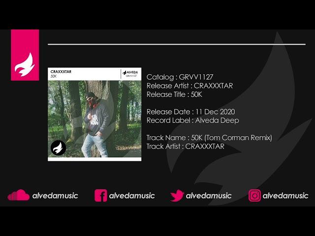 CRAXXXTAR - 50K (Tom Corman Remix) [Tech House]