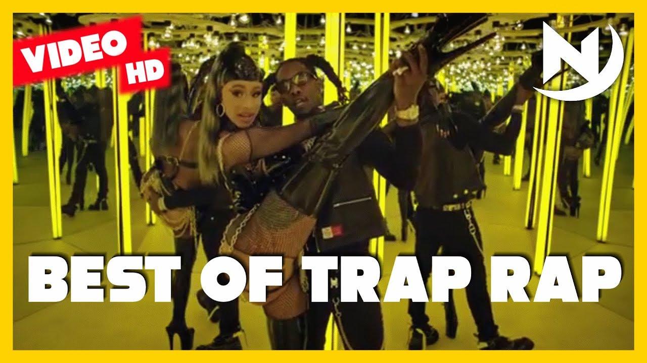 Best Trap Hip Hop & Street Rap Mix 2019   Black Urban Rap Hip Hop Music Songs #101
