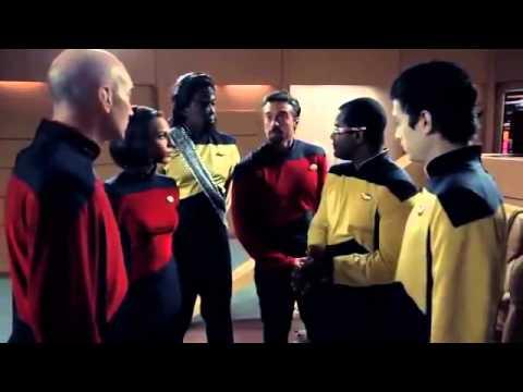 Star Trek The Next Generation A Parody