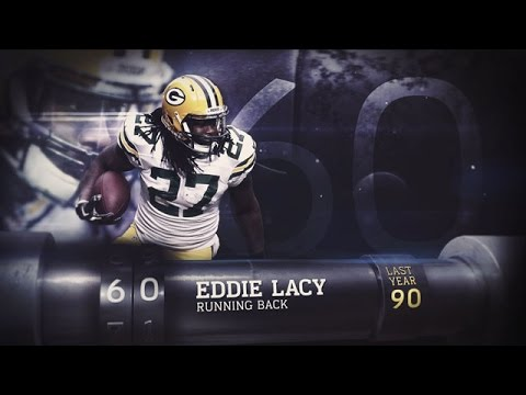 #60 Eddie Lacy (RB, Packers) | Top 100 Players of 2015