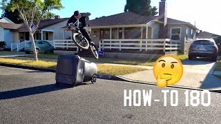 HOW TO TUESDAY: THE 180