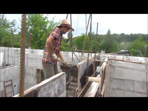 как поднять бетон на высоту