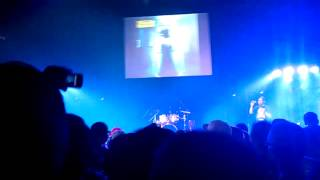 YOUNG - ANDY MINEO - 5/25/2012 The Good Life Tour Orlando FL