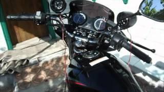 Музыка на мотоцикл, скутер, мопед